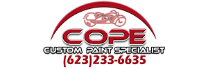 Cope – The Custom Paint Specialist